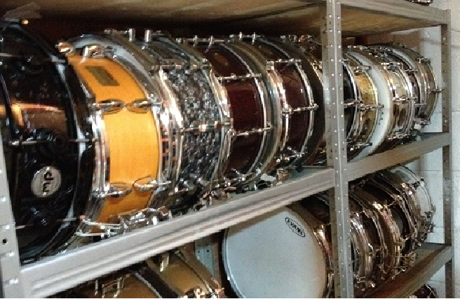 The Very Best In Drum Hire