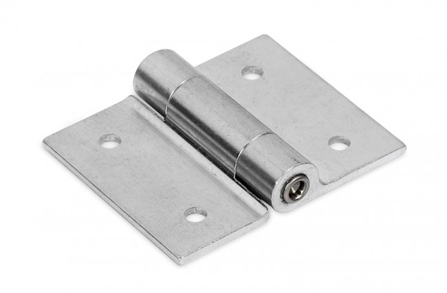 DW SM005 Steel Footplate Hinge