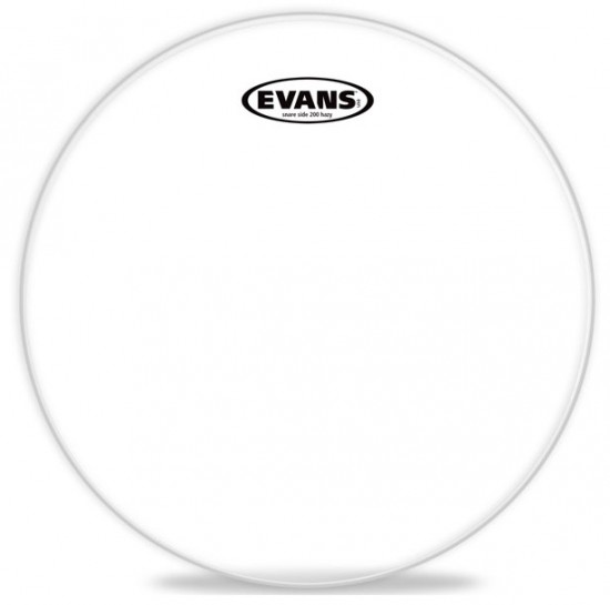 Evans Hazy 200/300 Snare Side Head