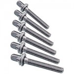 Pearl T-055/6 Tension Rods (6 pcs)