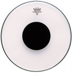 Remo Controlled Sound Reverse Dot Clear - Black Dot
