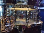 DW Collectors Series 14x7 Snare Drum - Clear Acrylic